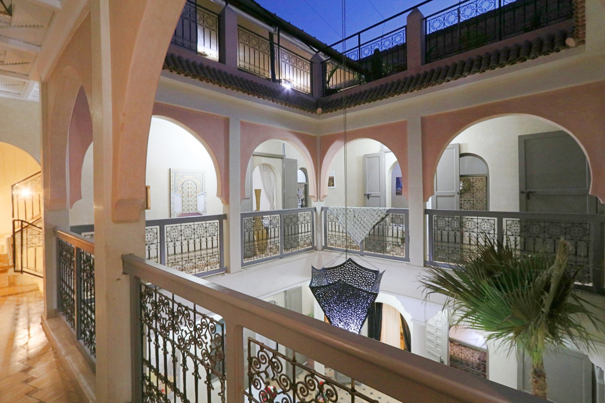 booking Riad Marrakech