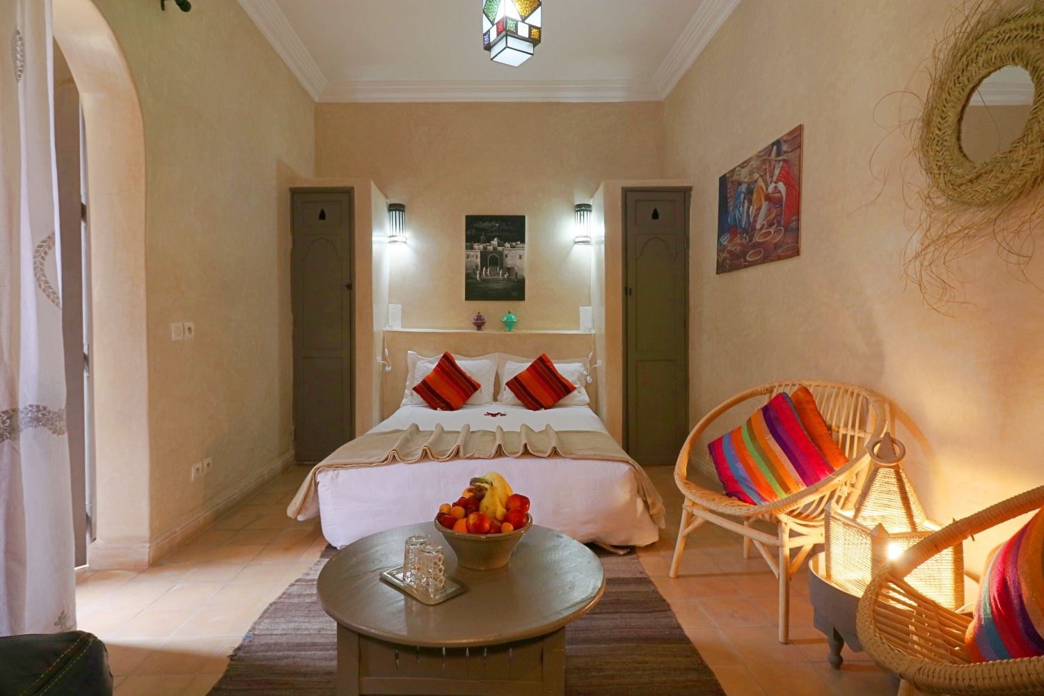 accommodation in marrakech
