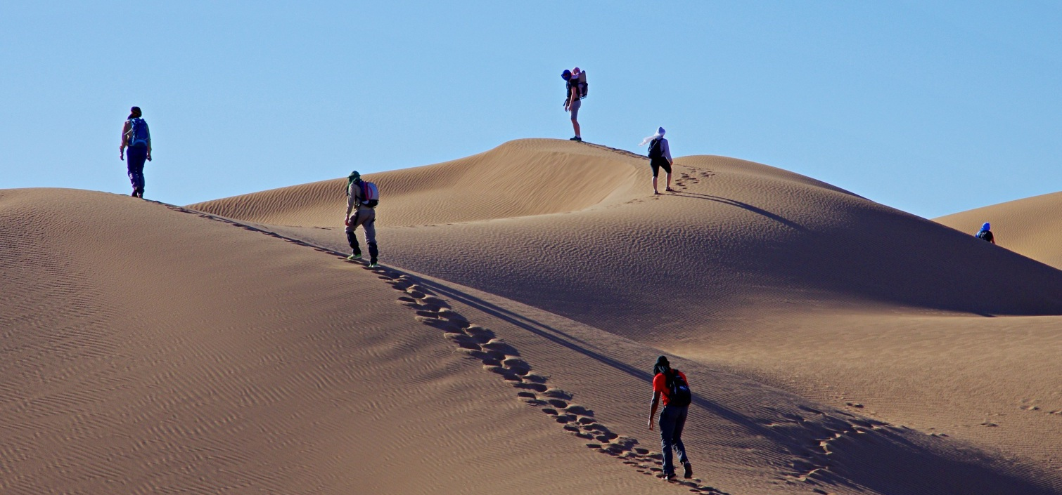 trekking in Marrakech